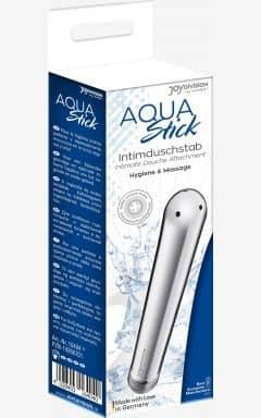 Anal glidmedel & Hygien Aqua Stick Aluminium Intim Dusche