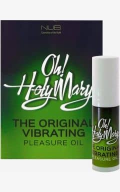 Julshopping OH! Holy Mary The Original Pleasure Oil