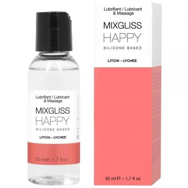 MIXGLISS Silicone Happy Litchi 50ml