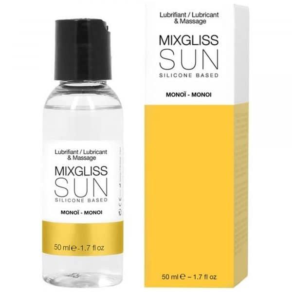 MIXGLISS Silicone Sun Monoi 50ml