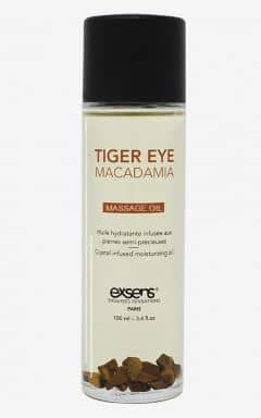 Massage Exsens - Organic Massage Oil w. Stones Macadamia