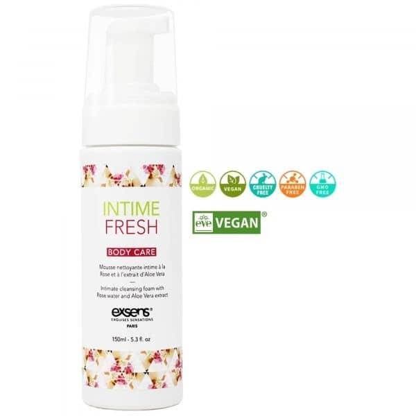 Exsens - Organic Intimate Cleansing Foam