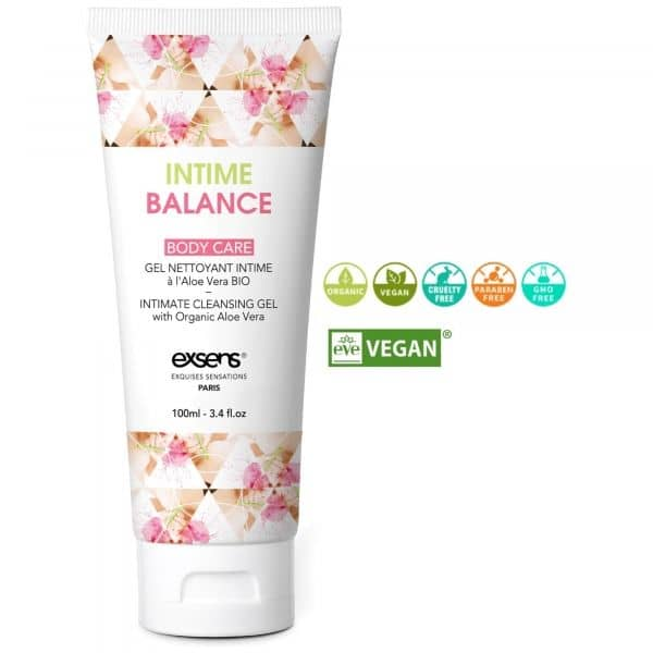Exsens - Organic Intimate Cleansing Gel