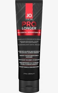 Lustökande System JO - Prolonger Gel 60 ml