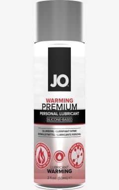 Nyheter Jo premium lubricant warming 60ml