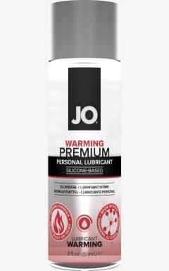 Glidmedel Jo premium silikon warm. 2,5oz