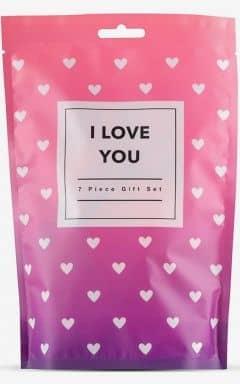 Kärlekspaket LoveBoxxx - I Love You