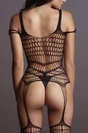 Sexiga Underkläder Le Désir - Shredded Bodystocking OS
