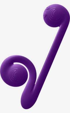 Nyheter Snail vibe purple