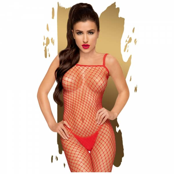 Penthouse Body search red XL