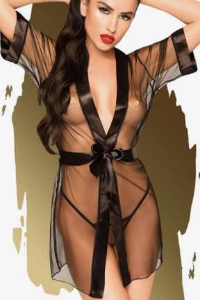 Sexiga Underkläder Penthouse Midnight mirage black S-L