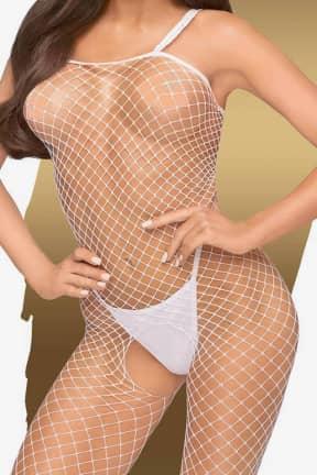 Sexiga Underkläder Penthouse Body search white