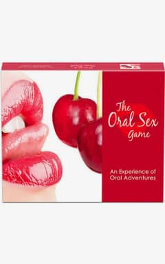 Sexspel Kheper Games - The Oral Sex Game
