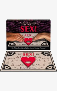 Sexspel The Spirits Want You To Have Sex!