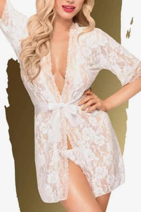 Sexiga Underkläder Penthouse Sweet retreat white