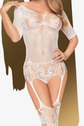Sexiga Underkläder Penthouse Sugar drop white