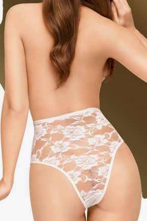 Sexiga Underkläder Penthouse Toxic powder white