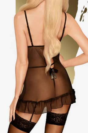 Sexiga Underkläder Penthouse Guilty icon black