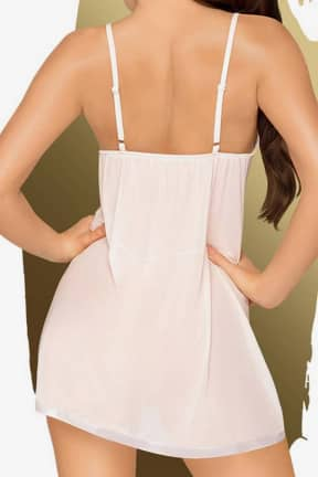 Sexiga Underkläder Penthouse Casual seduction white