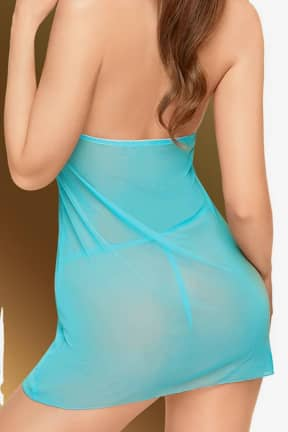 Sexiga Underkläder Penthouse Bedtime story blue