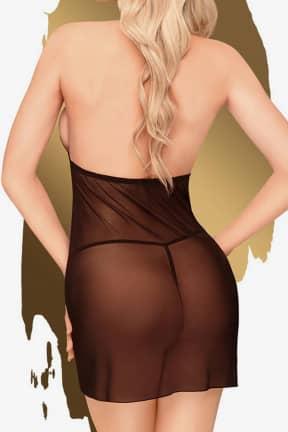 Sexiga Underkläder Penthouse Bedtime story black