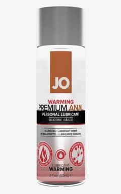 Glidmedel JO Premium Anal Warming