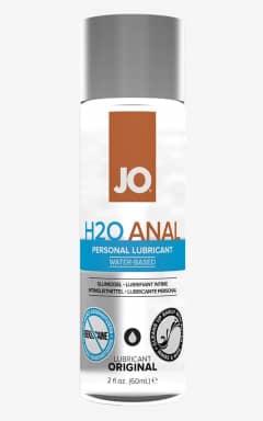 Glidmedel JO Anal H2O Waterbased Lube 60 ml