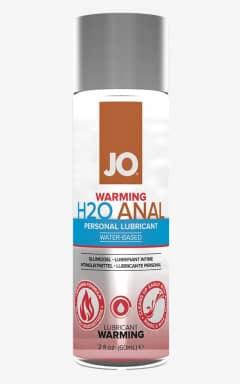 Glidmedel JO Anal H2O Waterbased Warming Lube 60 ml