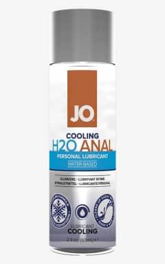 Glidmedel JO Anal Premium Lube Cooling 60 ml