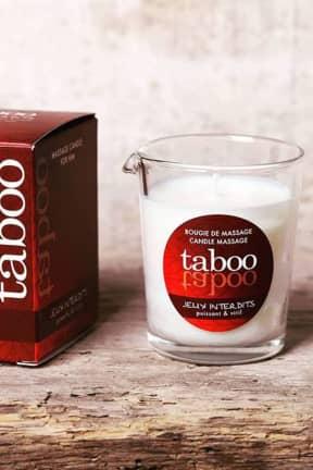 Massage Taboo Jeux Interdits Massage Candle