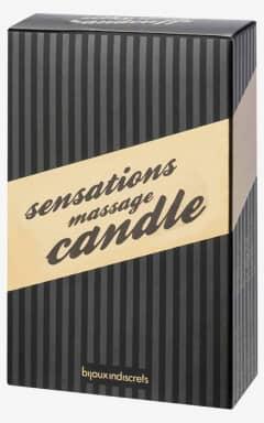 Massage Bijoux Sensations Massage Candle
