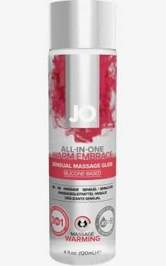 Massage JO Massage All in One Warming - 120 ml