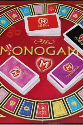 Sexspel Monogamy Game SE