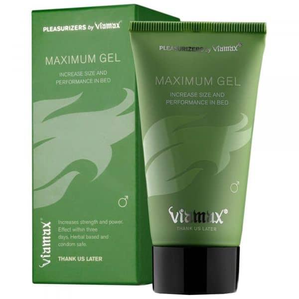 Man Maximum Gel - 50 ml