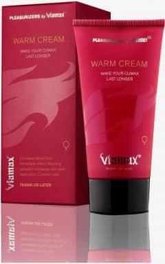 Woman Warm Cream - 50 ml