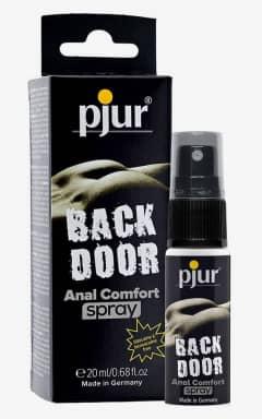 Lustökande & fördröjande Pjur Backdoor Spray