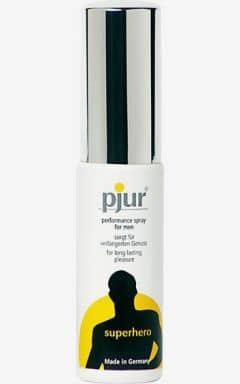 Pjur Superhero - 20 ml
