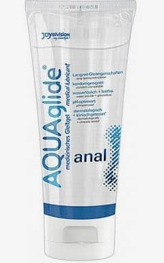 Glidmedel Aquaglide Anal - 100 ml