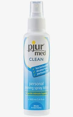 Julshopping Pjur Med Clean Spray - 100 ml