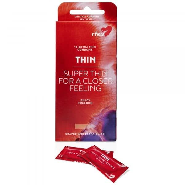 RFSU Thin - 10-pack