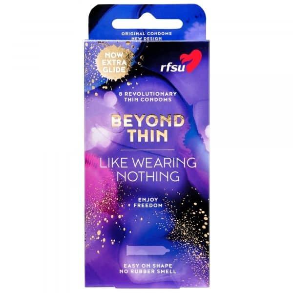 RFSU Beyond Thin - 8-pack