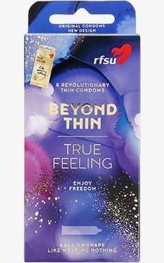 REA RFSU Beyond Thin - 8-pack