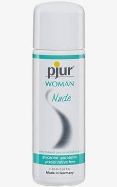 REA Pjur Woman Nude - 30 ml