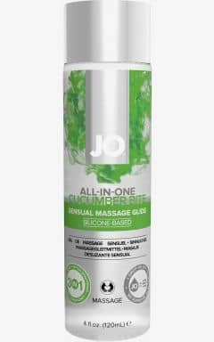 JO All In One Cucumber - 120 ml