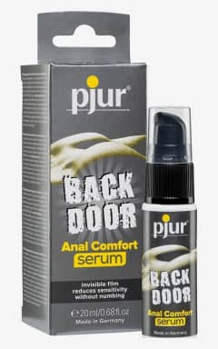 Glidmedel Pjur Backdoor Anal Comfort Serum - 20 ml
