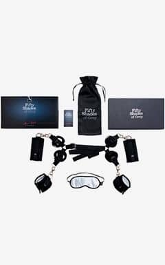 BDSM Bed Restraints Kit