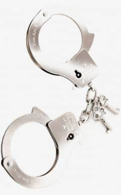 Handbojor & binda upp You Are Mine Handcuffs Metal
