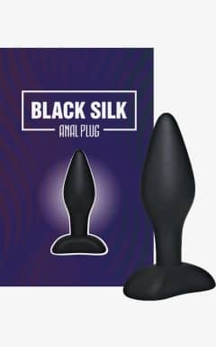 Julshopping Black Velvets Small Buttplug