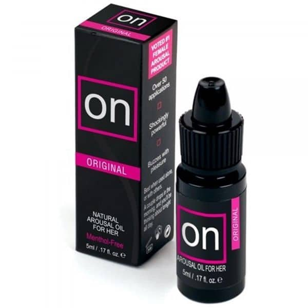 Natural Arousal Oil - 5 ml