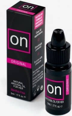 Lustökande Natural Arousal Oil - 5 ml
